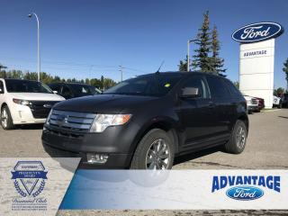 Used 2007 Ford Edge SEL Plus One Owner - Leather Seats for sale in Calgary, AB