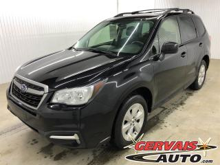 Used 2017 Subaru Forester Convenience AWD MAGS Caméra de recul Bluetooth for sale in Shawinigan, QC