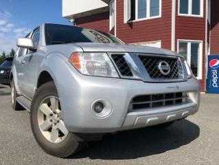 Used 2010 Nissan Pathfinder 4 RM 4 portes SE for sale in Drummondville, QC