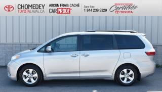 Used 2015 Toyota Sienna Le, 8 Passagers for sale in Laval, QC