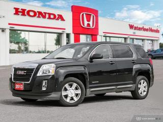 Used 2013 GMC Terrain SLE-1 One Owner. Bluetooth and more! for sale in Waterloo, ON