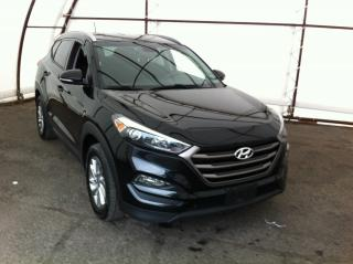 Used 2016 Hyundai Tucson Luxury HEATED SEATS, BLIND SPOT DETECTION, REVERSE CAMERA, HANDSFREE CALLING for sale in Ottawa, ON