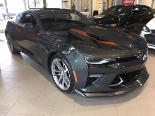 Used 2017 Chevrolet Camaro 2SS 50e anniversaire 460hp for sale in St-Hyacinthe, QC