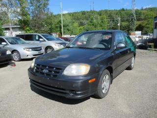 Used 2006 Hyundai Accent GS Hatchback for sale in Québec, QC