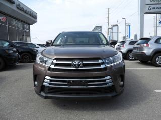 Used 2018 Toyota Highlander XLE NAVI/LEATHER/SUNROOF/ONLY 21,000 KMS for sale in Concord, ON
