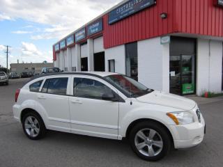 Used 2010 Dodge Caliber SXT $4,495+HST+LIC FEE / CERTIFIED for sale in North York, ON