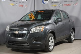 Used 2014 Chevrolet Trax AUTO A/C BLUETOOTH TAUX @ 0% for sale in Montréal, QC