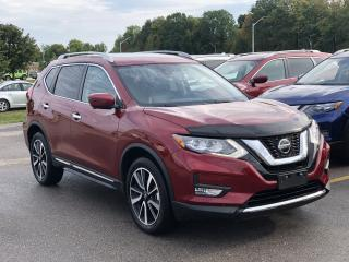 Used 2019 Nissan Rogue SL for sale in Midland, ON