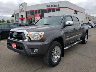 Used 2014 Toyota Tacoma V6 for sale in Etobicoke, ON