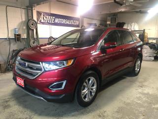 Used 2015 Ford Edge 4DR Sel AWD for sale in Kingston, ON