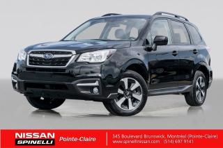 Used 2017 Subaru Forester I Touring 2.5i TOURING/ AWD / TOIT OUVRANT PANORAMIQUE/ CAMERA DE RECULE for sale in Montréal, QC