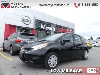 Used 2015 Nissan Versa Note SV  - Bluetooth -  Heated Seats - $83 B/W for sale in Orleans, ON