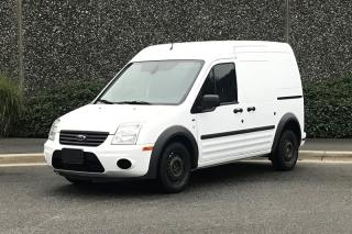 Used 2012 Ford Transit Connect Base Cargo Van for sale in Vancouver, BC
