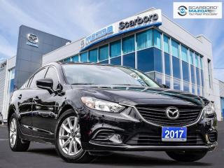 Used 2017 Mazda MAZDA6 FREE NEW WINTER TIRES|NAV|LEATHER for sale in Scarborough, ON