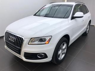 Used 2016 Audi Q5 2.0T Komfort for sale in Sherbrooke, QC