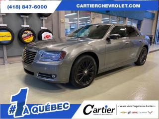 Used 2011 Chrysler 300 AWD * SIEGES CHAUFFANTS - VENTILES* CUIR for sale in Québec, QC