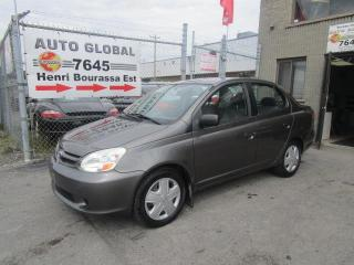 Used 2005 Toyota Echo BAS MILLAGE A/C AUTOMATIQUE for sale in Montréal, QC