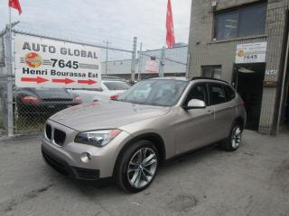 Used 2014 BMW X1 XDRIVE XDRIVE28I SPORT Cuir, Mags, Toit for sale in Montréal, QC