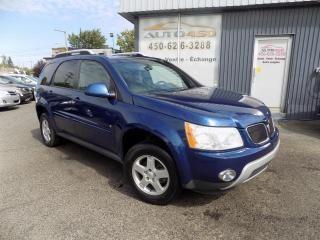 Used 2008 Pontiac Torrent ***AUTOMATIQUE,MAGS,A/C,TOIT OUVRANT*** for sale in Longueuil, QC