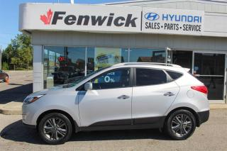Used 2015 Hyundai Tucson GLS FWD at for sale in Sarnia, ON