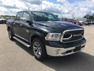Used 2016 RAM 1500 Longhorn, Air Ride System, Crew Cab for sale in Ingersoll, ON