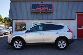 Used 2014 Toyota RAV4 XLE AWD FULL MAGS TOIT OUVRANT CAMERA 119 729 KM for sale in Lévis, QC