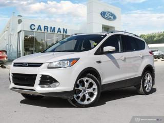 Used 2014 Ford Escape Titanium for sale in Carman, MB