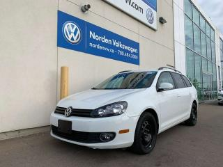 Used 2014 Volkswagen Golf Wagon 2.0L TDI TRENDLINE 6SPD M/T for sale in Edmonton, AB