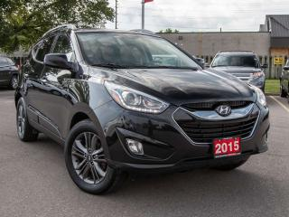 Used 2015 Hyundai Tucson GLS 4dr FWD Sport Utility for sale in Brantford, ON