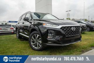 New 2020 Hyundai Santa Fe RUNNING BOARDS/BUGDEFSDSHADES/PREF TURBO W/ SUN & LEATHER: BLUELINK/FULL SAFETY PKG for sale in Edmonton, AB