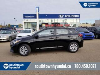 Used 2020 Hyundai Accent Essential w/Comfort Package 4dr FWD Hatchback for sale in Edmonton, AB