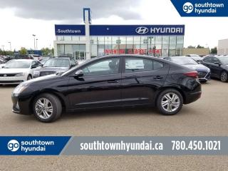 New 2020 Hyundai Elantra Preferred Sun & Safety Package - 2.0L Sunroof, Lane Departure/Keep Assist, Push Button an for sale in Edmonton, AB