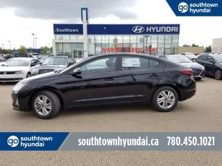 New 2020 Hyundai Elantra Preferred - 2.4L/2.0T Blindspot Monitors/Push Button/Safety Exit Assist for sale in Edmonton, AB