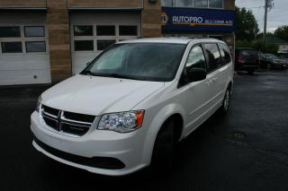 Used 2013 Dodge Grand Caravan 4dr Wgn American Value Pkg for sale in Nepean, ON