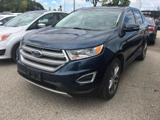 Used 2017 Ford Edge Titanium for sale in London, ON