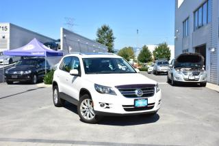 Used 2010 Volkswagen Tiguan Comfortline 6sp at Tip 4M for sale in Burnaby, BC