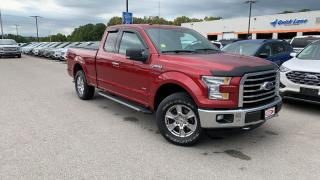 Used 2016 Ford F-150 XLT 2.7L V6 4X4 REVERSE CAMERA for sale in Midland, ON