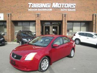 Used 2009 Nissan Sentra AUTO - KEYLESS ENTRY - CRUISE CONTROL  - POWER OPTIONS - BT for sale in Mississauga, ON