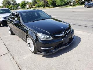 Used 2014 Mercedes-Benz C-Class 4dr Sdn C300 4MATIC |NAVIGATION |SUNROOF| BLINDSPOT for sale in Toronto, ON