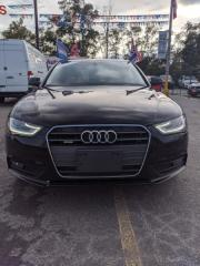 Used 2013 Audi A4 4dr Sdn Auto Quattro for sale in Mississauga, ON