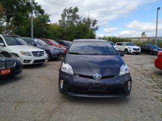 Used 2015 Toyota Prius 5DR HB for sale in Mississauga, ON