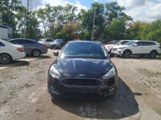 Used 2015 Ford Focus 4DR SDN SE for sale in Mississauga, ON