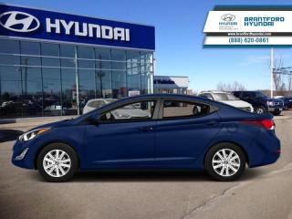 Used 2014 Hyundai Elantra GLS  - Sunroof -  Heated Seats - $95 B/W for sale in Brantford, ON
