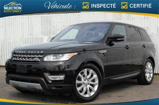 Used 2016 Land Rover Range Rover Sport TD6 HSE AWD for sale in Ste-Rose, QC