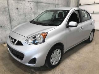 Used 2015 Nissan Micra SV TOUT ÉQUIPÉ A/C for sale in St-Nicolas, QC