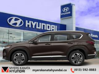 Used 2019 Hyundai Santa Fe 2.0T Ultimate AWD  - $250 B/W for sale in Kanata, ON