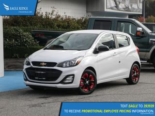 Used 2019 Chevrolet Spark LS Manual Apple CarPlay & Android Auto, Backup Camera for sale in Coquitlam, BC