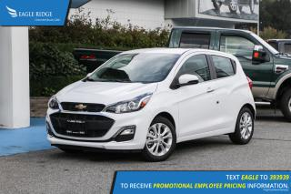 Used 2019 Chevrolet Spark 2LT CVT Heated Seats & Backup Camera for sale in Coquitlam, BC