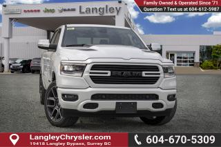 Used 2020 RAM 1500 Rebel - HEMI V8 - Leather Seats for sale in Surrey, BC