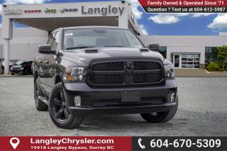 Used 2019 RAM 1500 Classic ST - HEMI V8 for sale in Surrey, BC